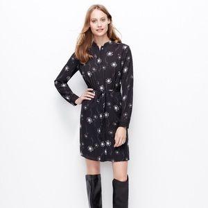 Ann Taylor Dandelion Print Dress